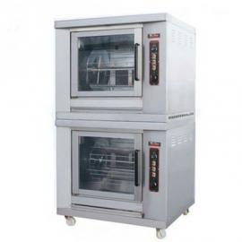 唯利安旋转燃气烧烤炉(单层)YXD-202-L 烤肉炉