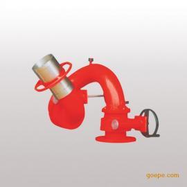 涡轮手动消防水炮