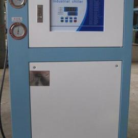 工业风冷冷水机5匹注塑机辅机冷冻机工业降温机厂家价格