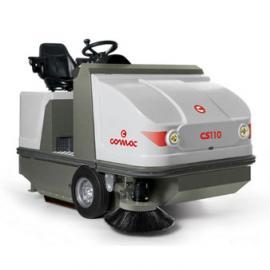 高美电瓶驱动驾驶式无尘清扫车CS 110 B