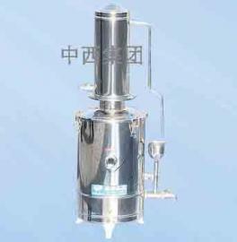 不锈钢蒸馏水器10L 型号:BZ18-HS.Z68.10 库号:M404502