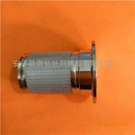 不锈钢滤芯厂家可按图定做各种规格过滤筛网 烧结滤片