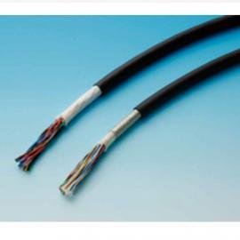供应日本冲 ORF(UL2517) 高速移动机器人对绞电缆