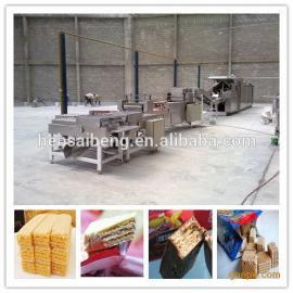 威化饼干生产流水线63@衡水饼干