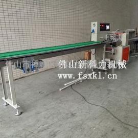 踢脚线-装饰用门框铝材包装机|厂家直销铝型材包装机械