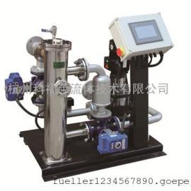 冷凝器自动在线清洗系统A型两管式