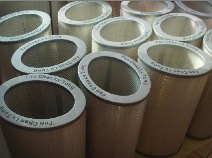 硅粉回收滤芯,过滤器,滤筒,过滤芯,过滤筒,过滤网