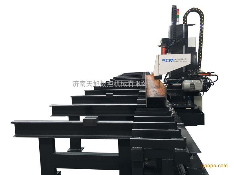 机床 数控机床 济南天旭数控机械有限公司 产品展示 钢结构加工类