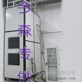 KS-55B成束电线电缆垂直燃烧试验机 智能型试验机