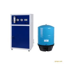 深圳厂家直销400G蓝白商务纯水机 反渗透纯水机 商用纯水机