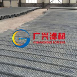 天津防砂滤水管,缠丝滤水管