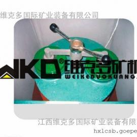 景德镇生产实验室MZ1000密封式制样机 矿物研磨机 实验室粉碎机