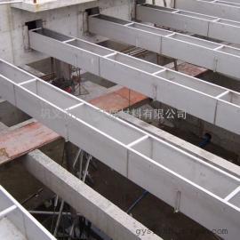 江苏常州水厂沉淀池不锈钢集水槽厂家定做价格
