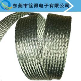 铨得屏蔽用镀锡铜编织带
