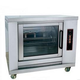唯利安旋转燃气烧烤炉(单层)YXD-202 旋转式烤肉炉
