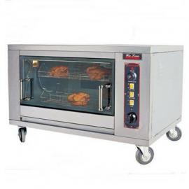 唯利安烤炉YXD-168 燃气烤鸡炉 旋转式烤鸡炉