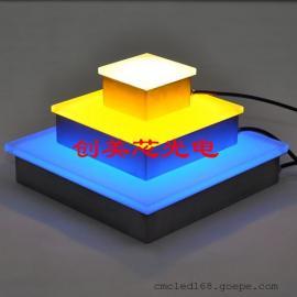LED互动感应地砖