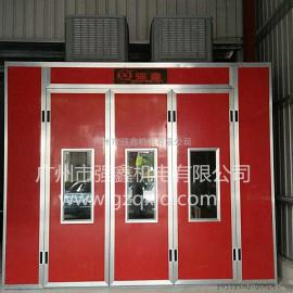 专业生产环保喷烤漆房厂家,节能红外线电加热汽车烤漆房