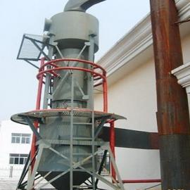风动式脱硫除尘设备
