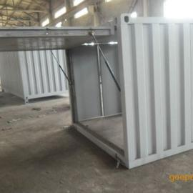 全新气顶杆集装箱 特种集装箱