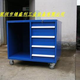 重型工具存放车,车间钳工工具整理车,维修工具储存车