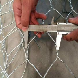 西宁包塑拧花网-编织石笼网厂家― (护坡工程钢丝格宾笼)