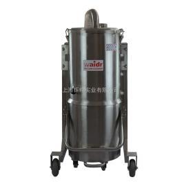 双桶吸热焊渣石灰专用威德尔耐高温工业吸尘器