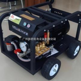 广州环卫局使用清洗机 君道PU350进口清洗机