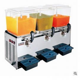 唯利安三缸果汁冷饮机WLR-3T 自助饮料机