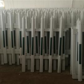 供应江西上饶PVC草坪护栏 江西吉安绿化带护栏 抚州栅栏