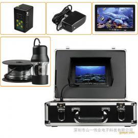 水下专用摄像机,水下监控摄像头QX802