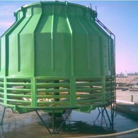 冷却塔_圆形逆流式冷却塔