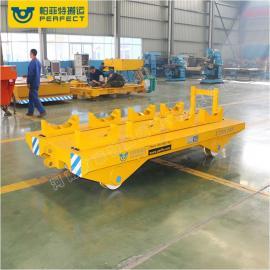 钢组件有轨电动平板车价格低厂家直销搬运牵引车