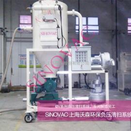 沃森环保CVP液晶屏粉尘治理真空吸尘系统