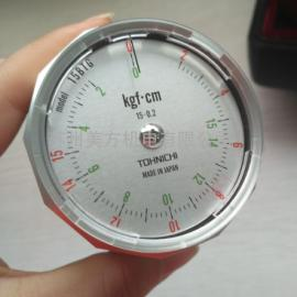 表盘式扭矩表15BTG日本东日扭力计