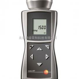 testo 477 LED手持式频闪仪