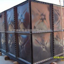 搪瓷�板水箱