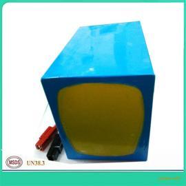 批发软包12V150AH磷酸铁锂电池组 太阳能路灯锂电池
