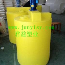 配肥桶 肥料加药搅拌罐