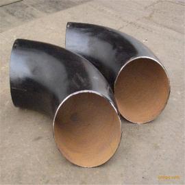 厂家直销焊接冲压弯头 无缝冲压弯头90度/45度/碳钢焊接弯头