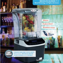 法国山度士Santos 62 冰沙机 果汁搅拌机 联隔音罩