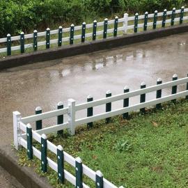 余姚陆阜镇PVC花坛花池园林护栏,泗门镇草坪绿化围栏厂家