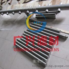 不锈钢梯形丝中排/混床中排/阴阳离子交换器中排支管