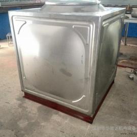 厂家供应不锈钢膨胀水箱(广州)水箱厂直销