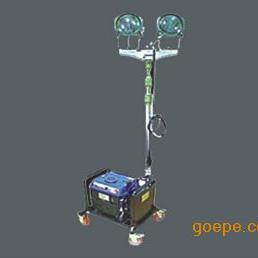 便携式移动照明车,升降式移动照明车,遥控式移动照明车