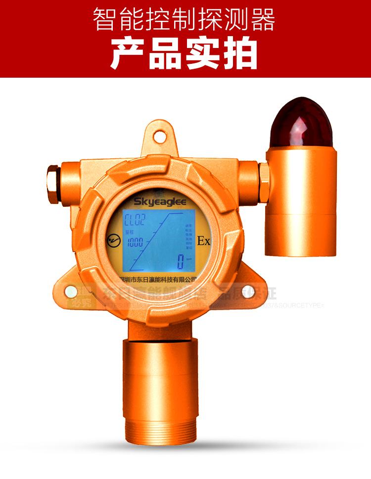 丙烯腈C3H3N气体泄露分析仪