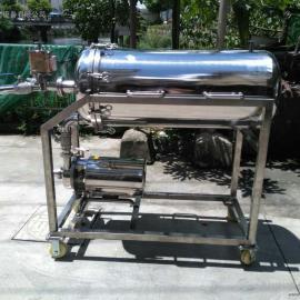 上海钊妍WK-400系列硅藻土过滤机