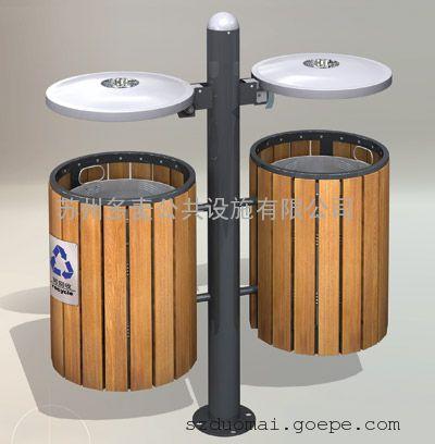 苏州景区垃圾桶-苏州景区果皮箱-苏州景区不锈钢垃圾桶