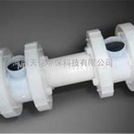 生物滤池专用单孔膜曝气器 ABS单孔膜曝气器规格