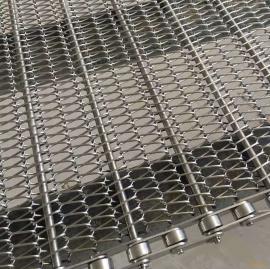 供应不锈钢网带 网链 食品网带 耐高温输送带 链板带等